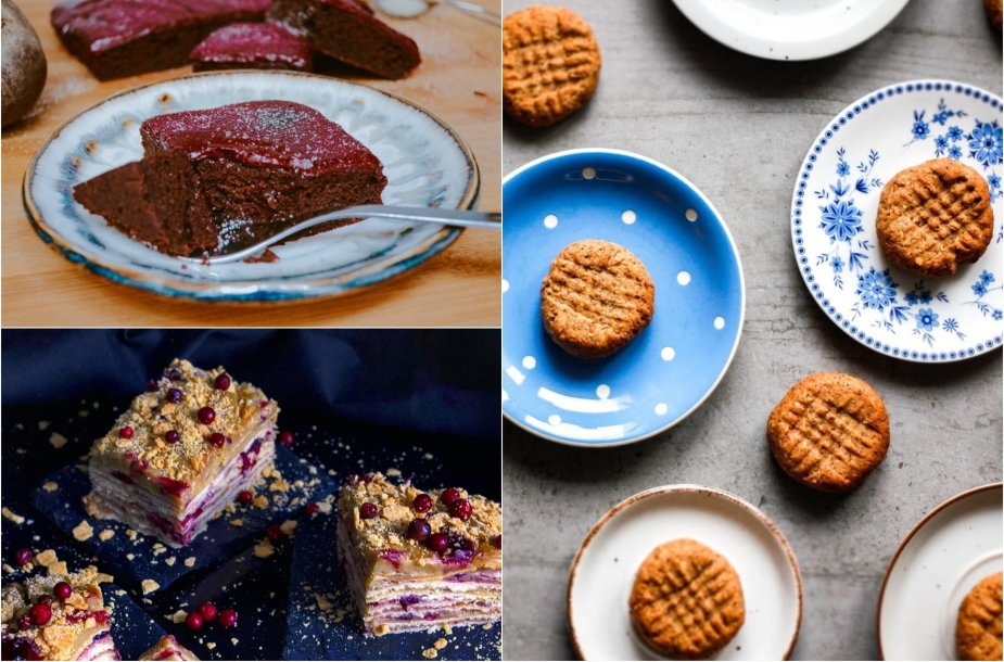 Veganiški desertai