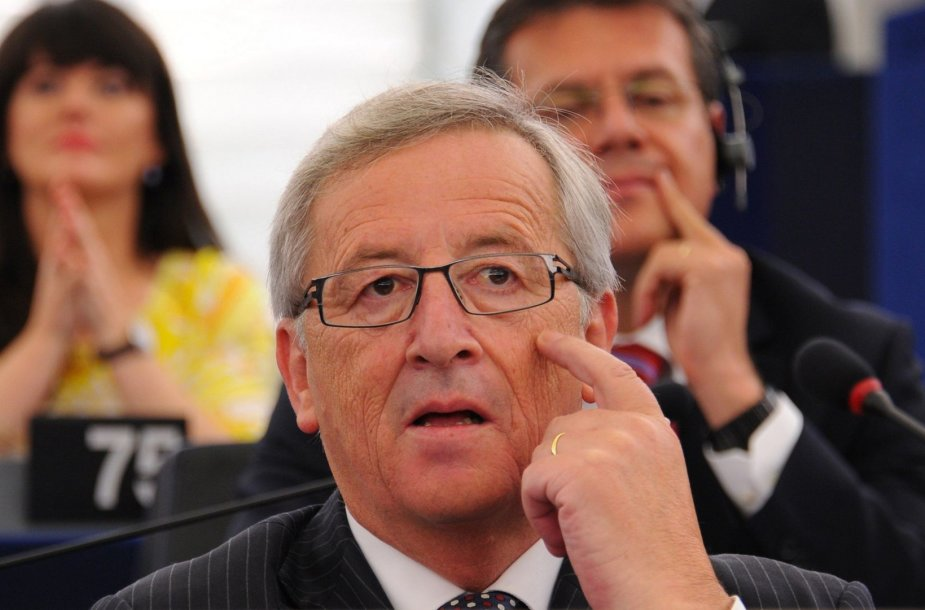 Jean-Claude'as Junckeris
