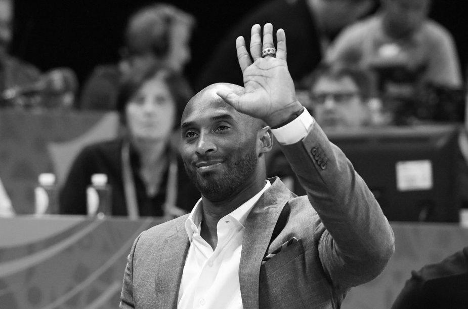 Mirė Kobe Bryantas