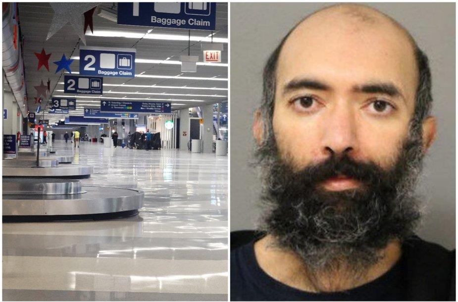 Kalifornijoje sulaikytas vyras, kuris tris mėnesius gyveno Čikagos tarptautinio oro uosto saugumo zonoje