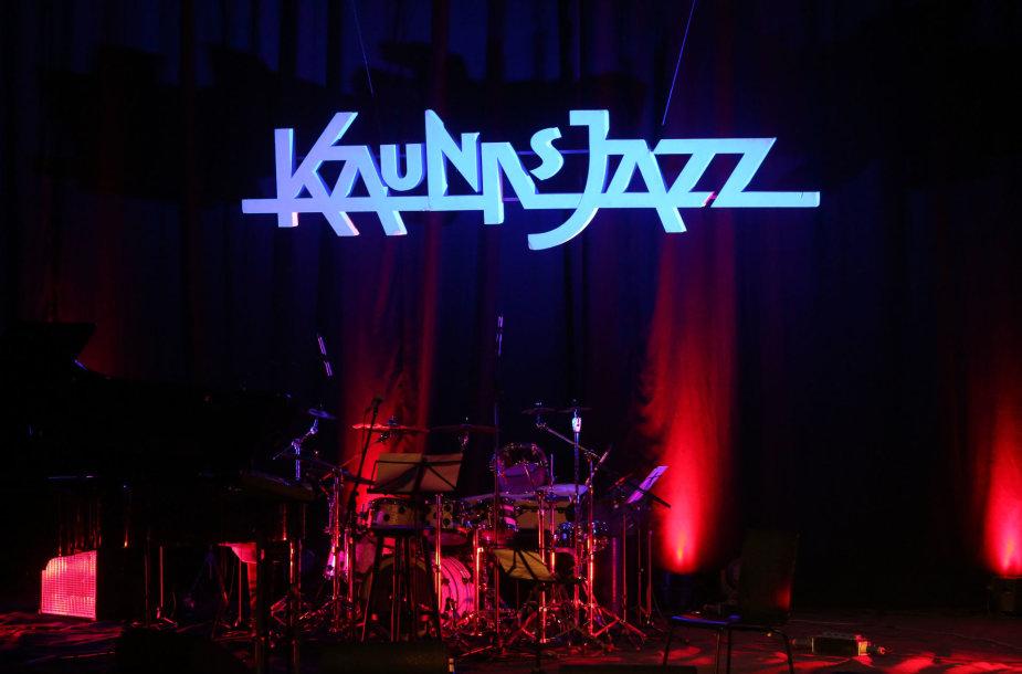 """Festivalio """"Kaunas Jazz"""" antrosios dienos akimirka"""