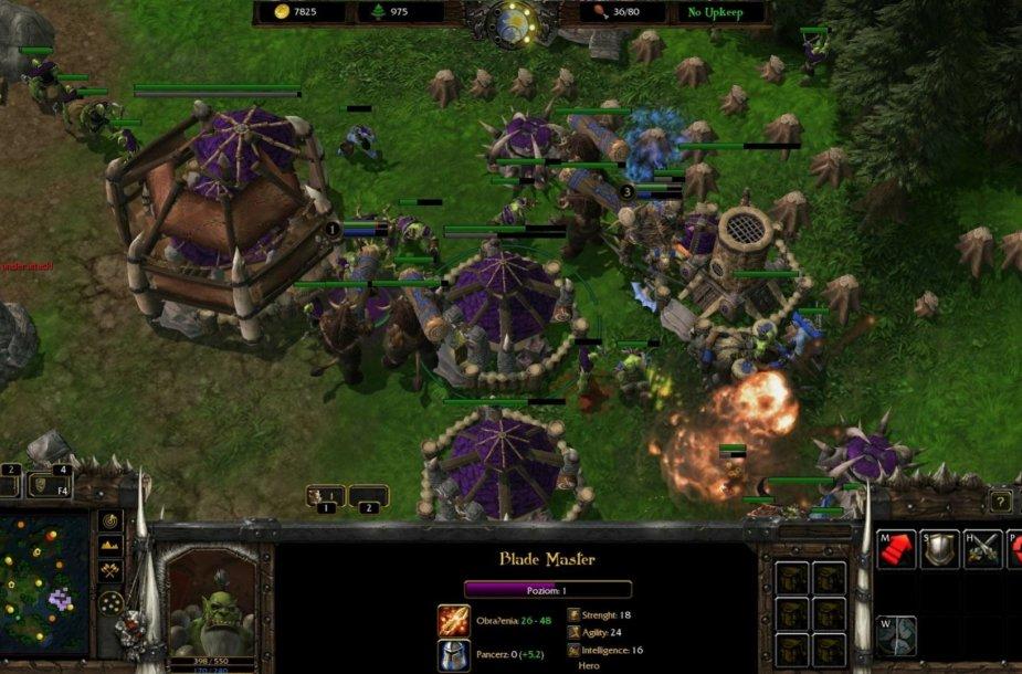 """""""Warcraft III"""""""