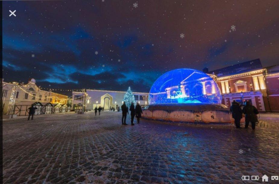Klaipėdiečiai ir miesto svečiai kviečiami į virtualią kelionę po miestą.