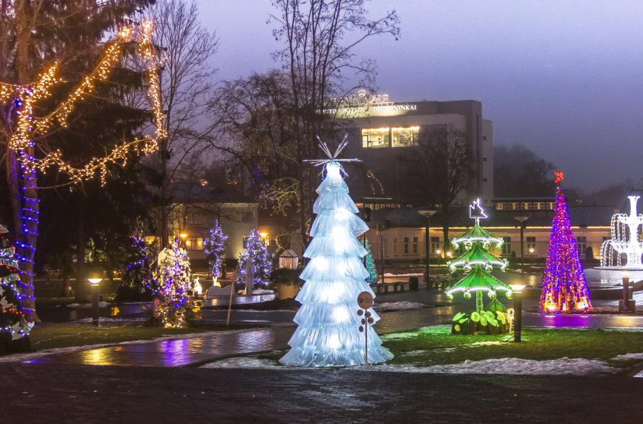 Druskininkų kalėdinių eglių parkas
