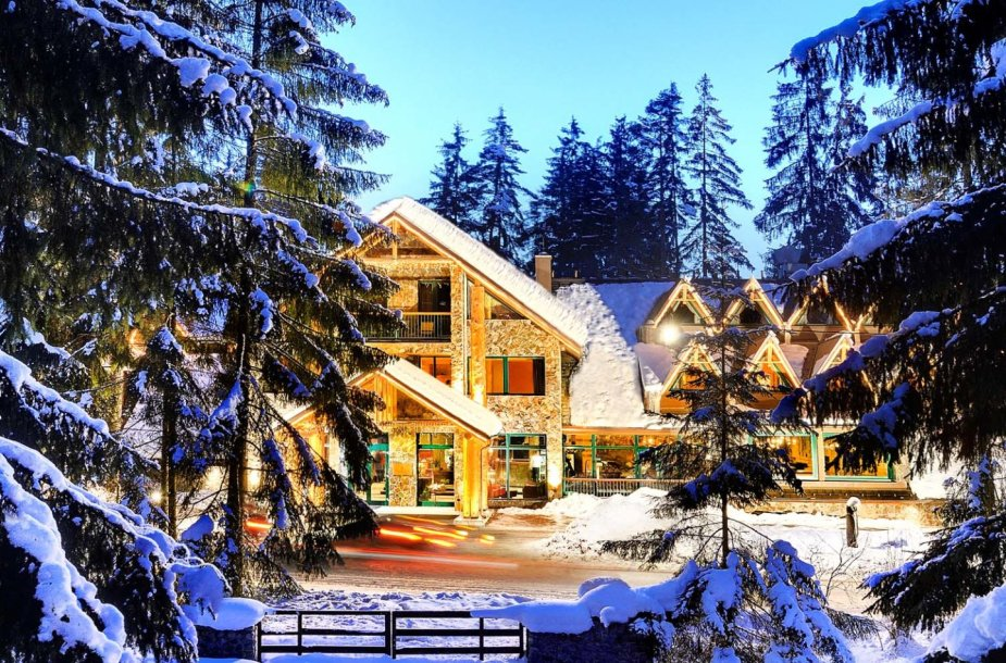 Žemųjų Tatrų viešbučiai