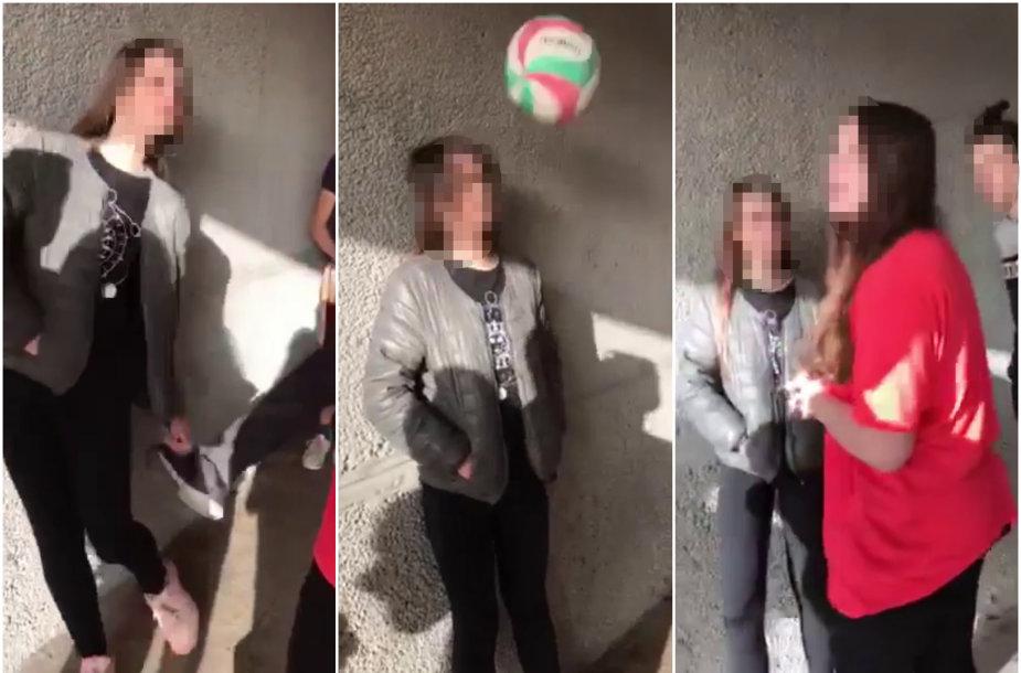 Kaune grupelė paauglių tyčiojosi ir smurtavo prieš paauglę