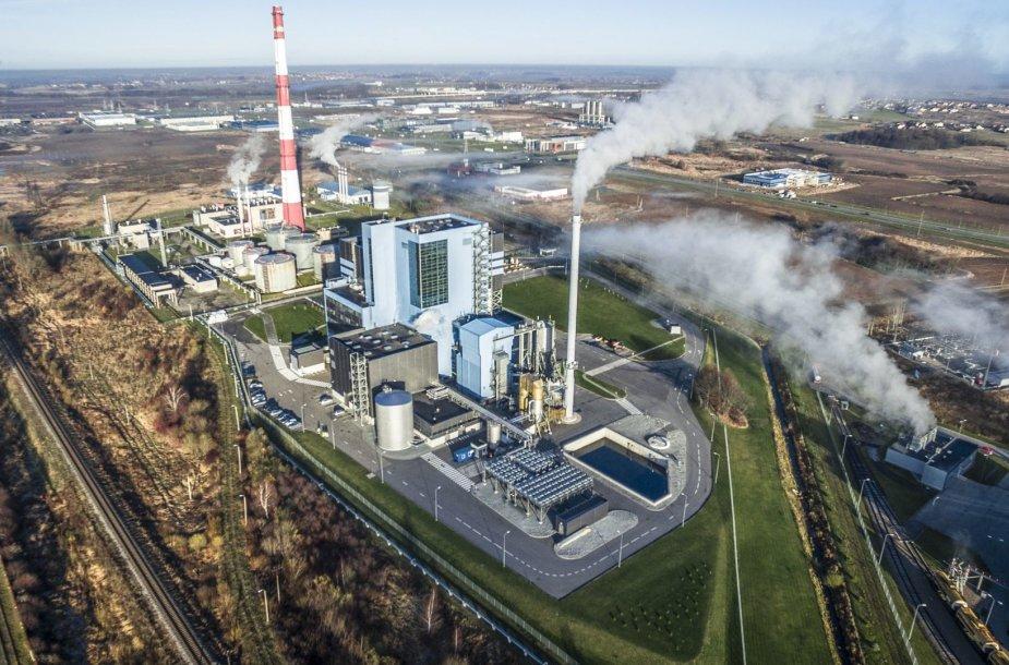 """""""Fortum Klaipėda"""" jėgainė"""