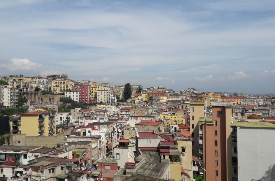 Neapolio panorama