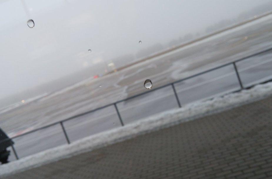 Tuščias oro uostas