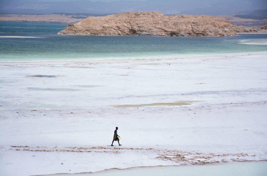Asalio ežeras, Džibutis