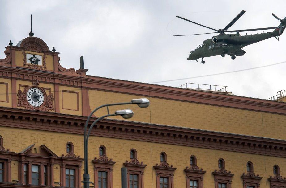 FST būstinė Maskvoje.