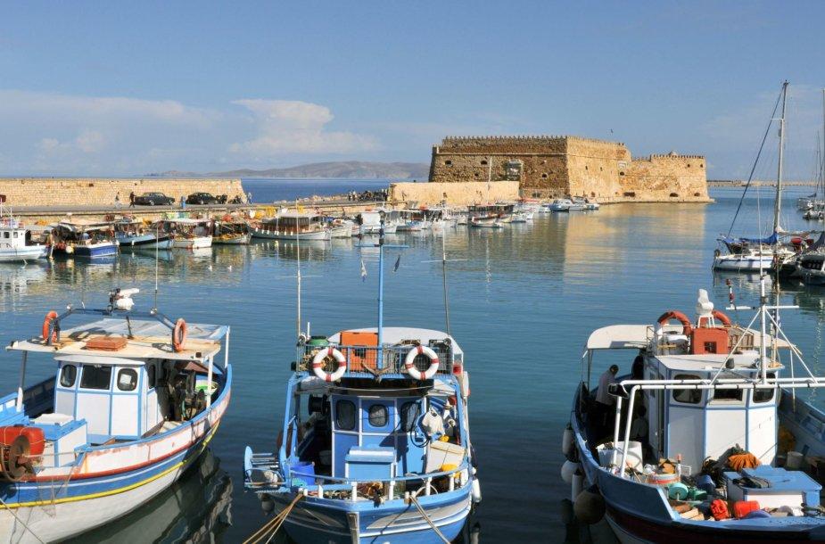 Herakliono uostas