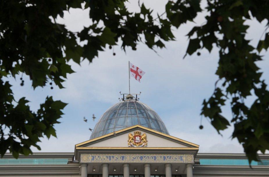 Gruzijos prezidento rūmai