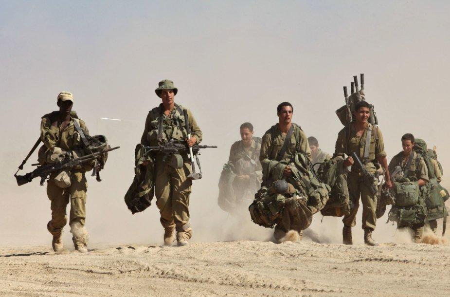 Izraelio kariai 2014 metų konflikto metu