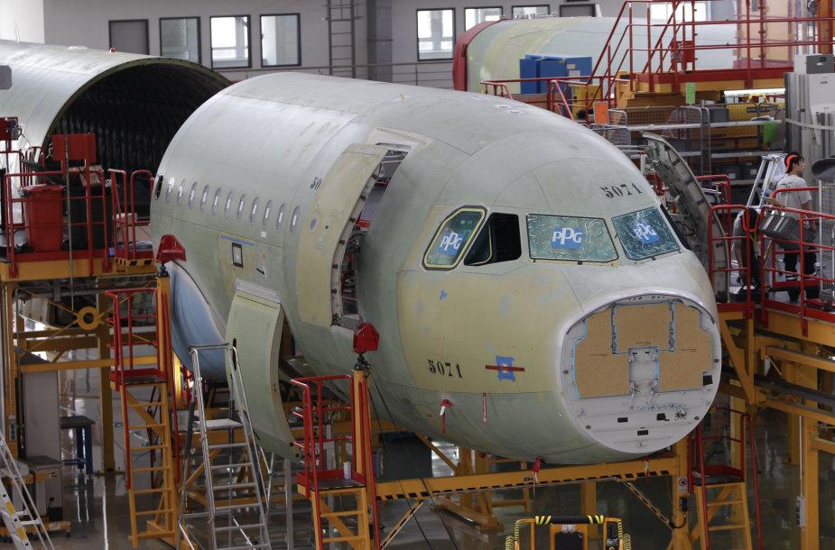 Statomas A320