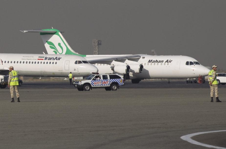 """Mahan Air"" lėktuvas"