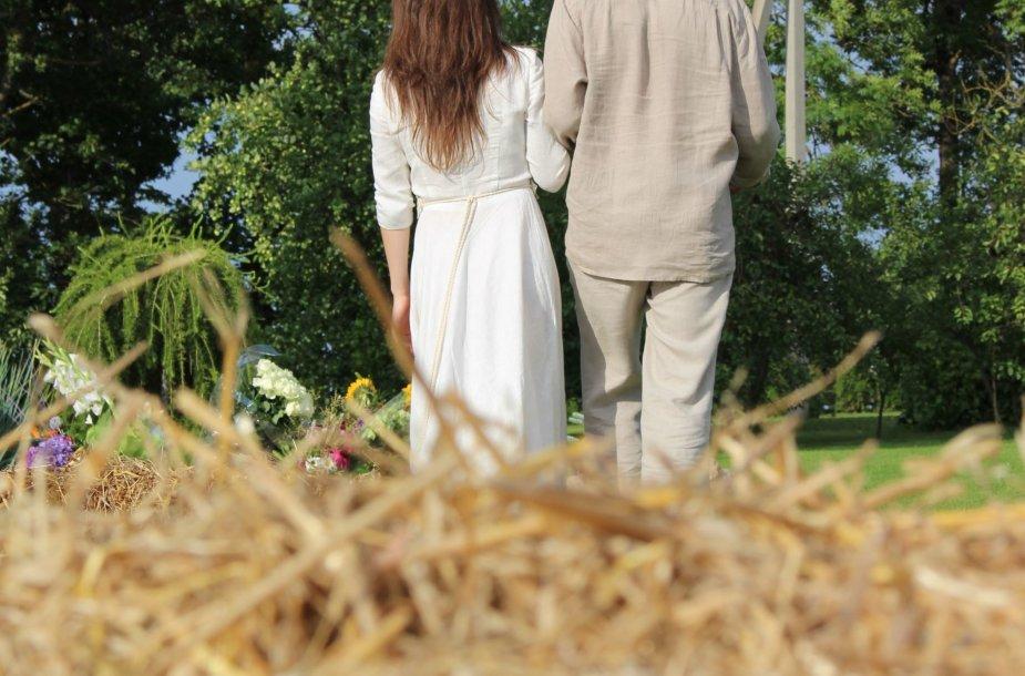 Vestuvės. Asociatyvi nuotr.