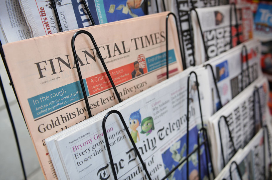 "Laikraštis ""Financial Times"""