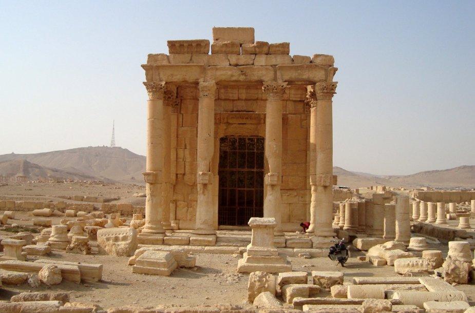 Palmyros šventykla