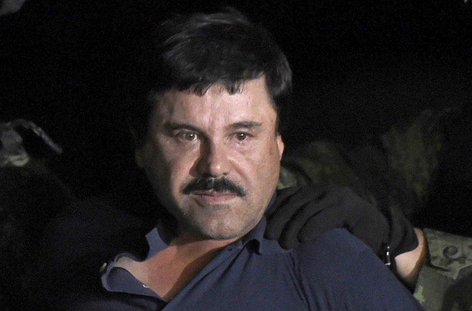 Joaquinas Guzmanas – El Chapo