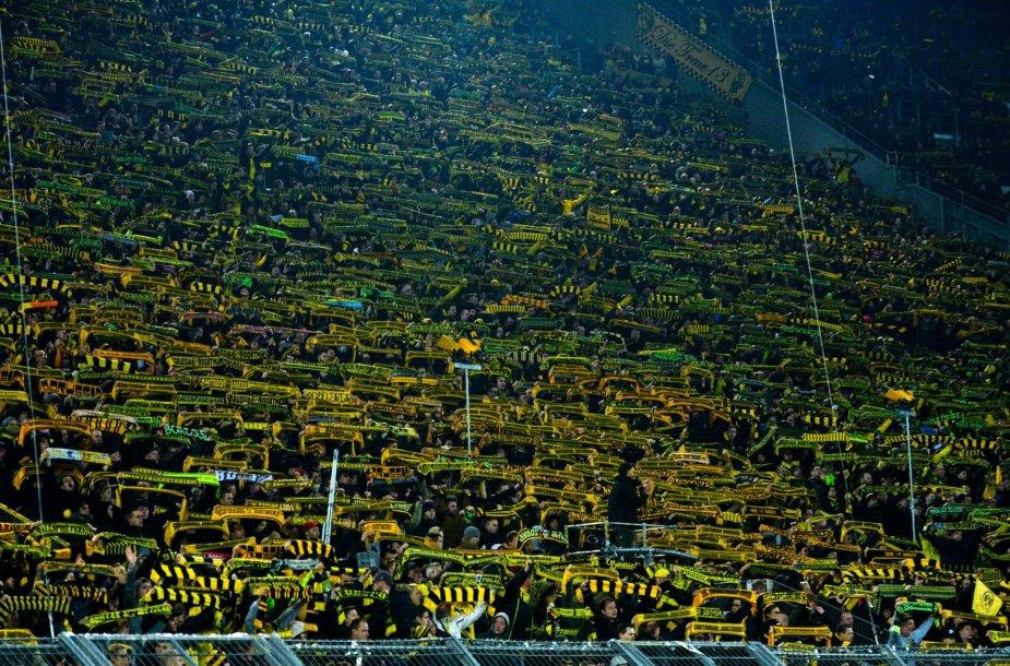 "Dortmundo ""Borussia"" klubo sirgaliai"