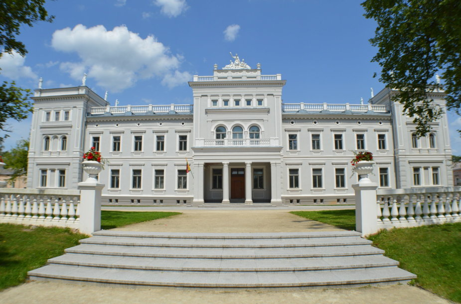 Mykolo Oginskio rūmai Plungėje