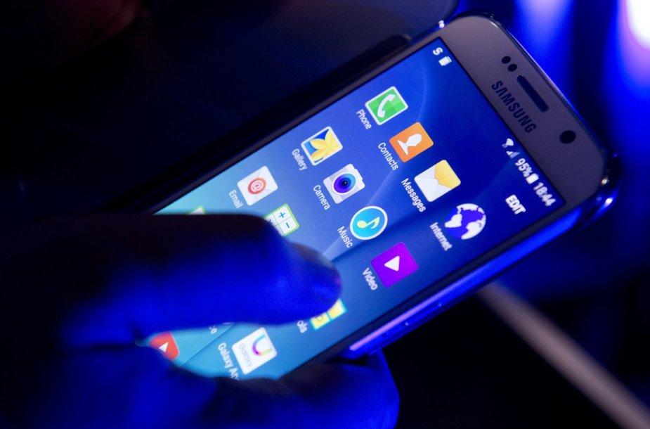 """""""Samsung Galaxy S6"""""""