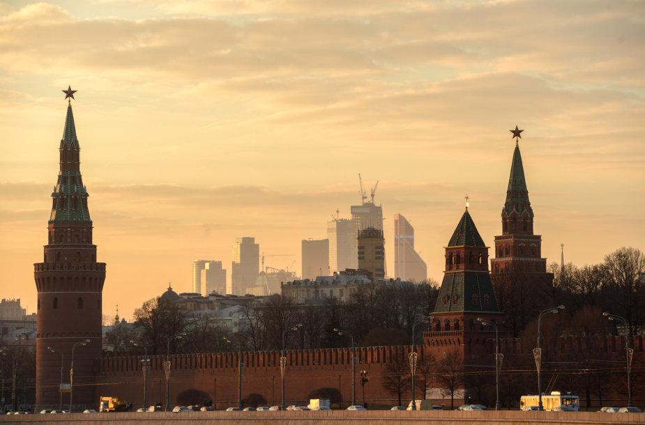 Maskvos kremlius