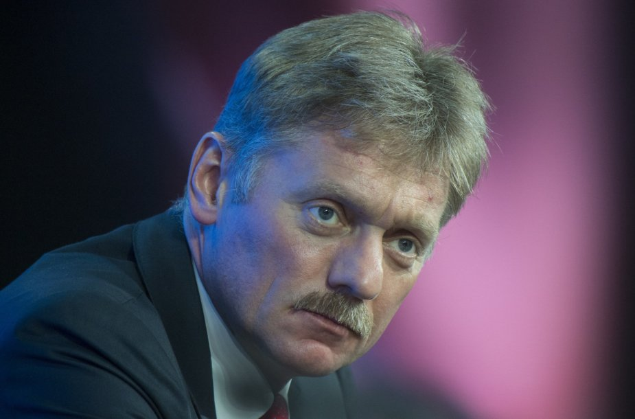 Dmitrijus Peskovas.