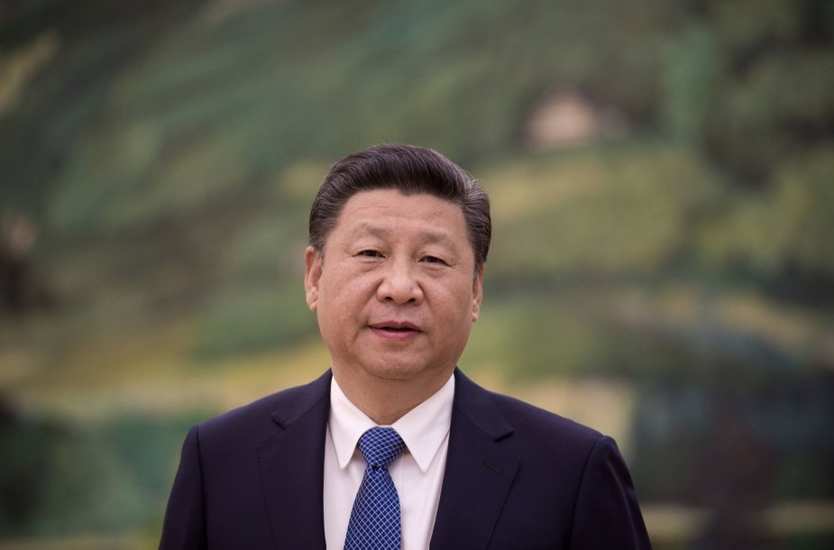 4. Xi Jinpingas – Kinijos prezidentas