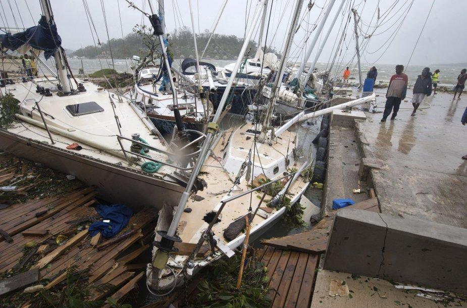 Pam siautėjimas Vanuatu salose