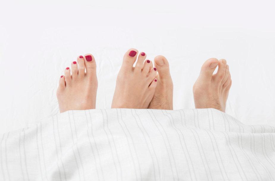 Poros kojos