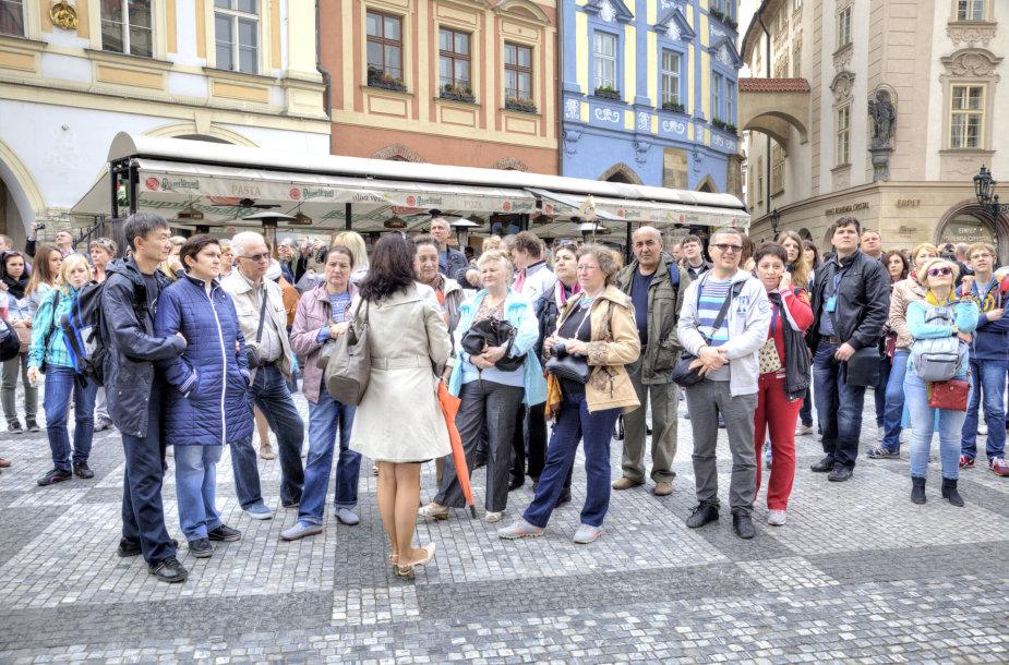 Ekskursija Čekijoje