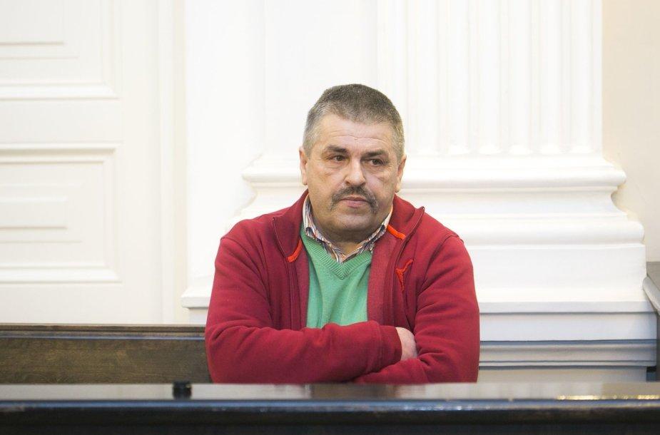 Romualdas Lipskis išgirdo teismo nuosprendį šnipinėjimo byloje
