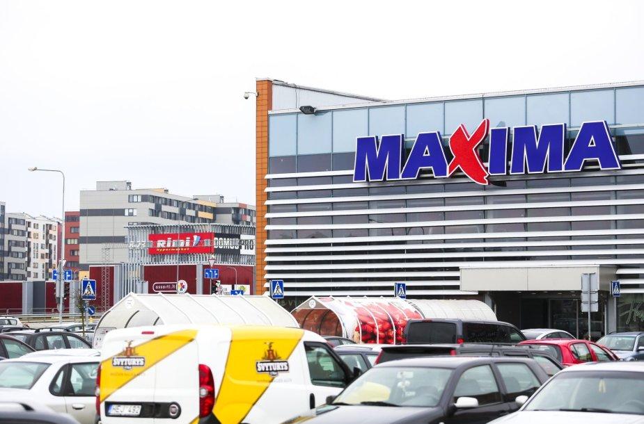 Ukmergės gatvė – tikra atgaiva didžiulius prekybos centrus mėgstantiems žmonėms