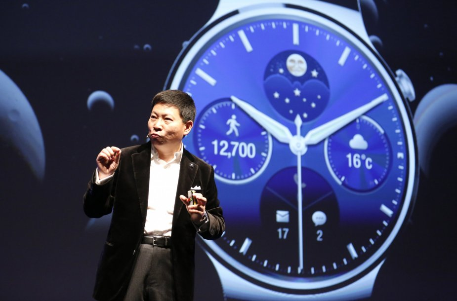 """Huawei"" naujienos iš ""Mobile World Congress 2015"""