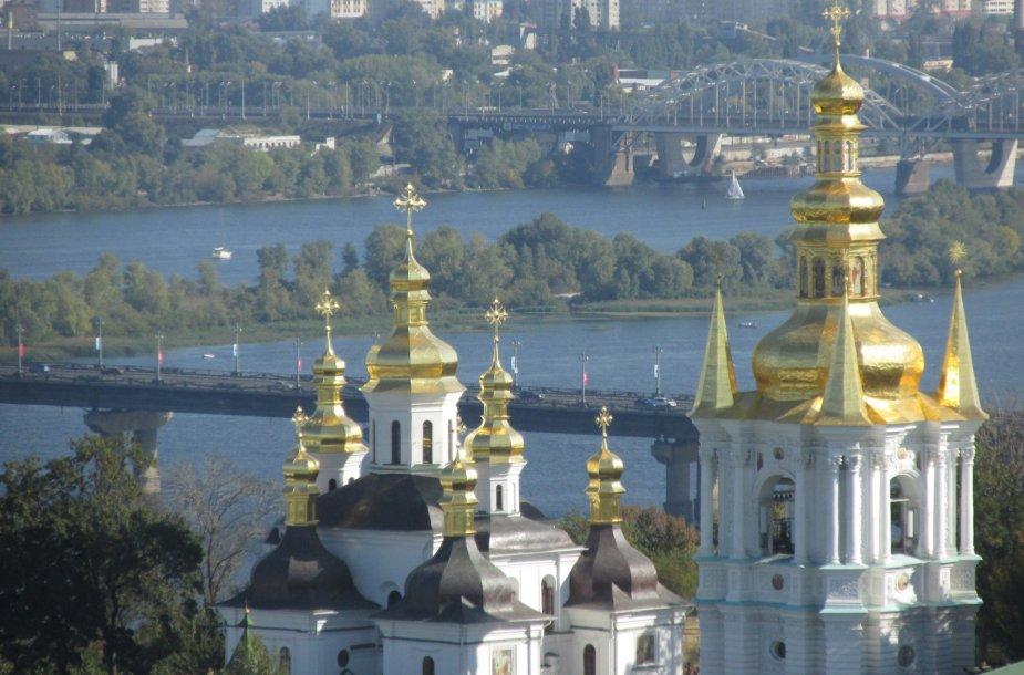 Kijevo Pečorų laura ir senamiestis