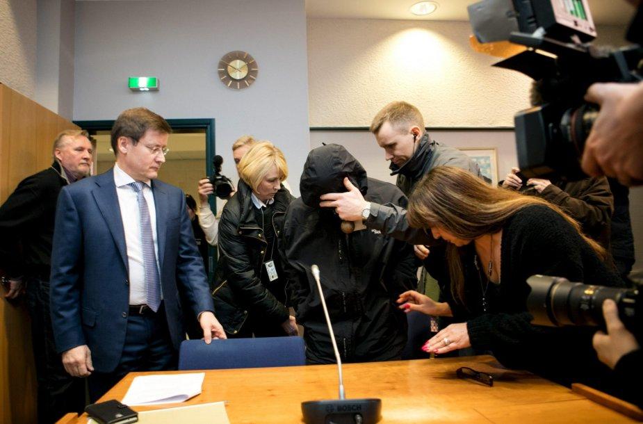 """Suomijoje sulaikyti du irakiečiai, įtariami bendradarbiavę su """"Islamo valstybe"""""""