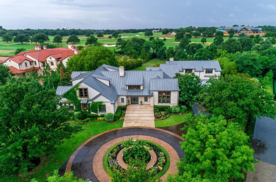 """""""Swarovski"""" kompanijos paveldėtojos parduodama vila Teksaso valstijoje"""