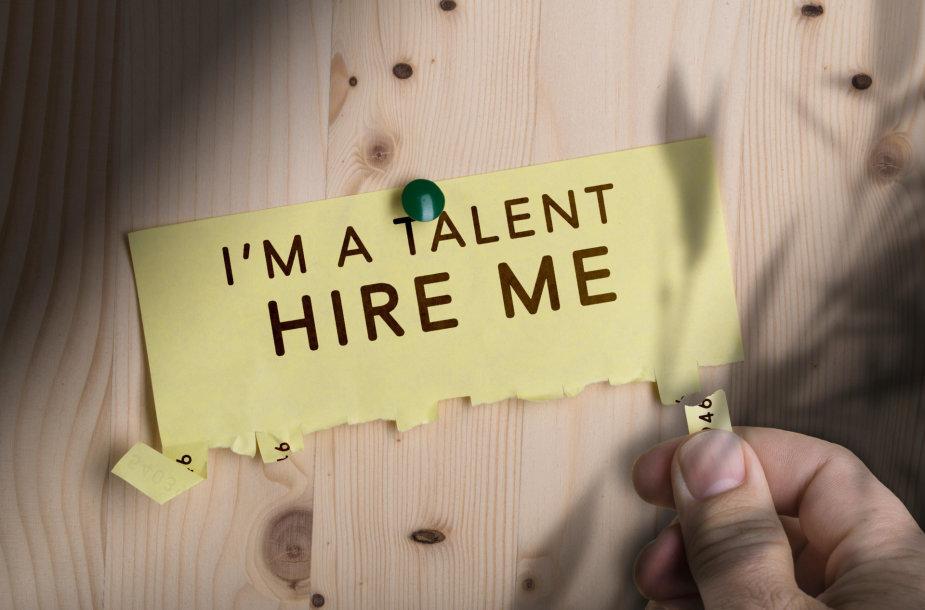 Ieškau darbo