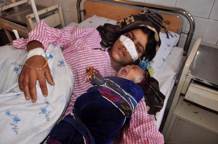 Vyro sužalota Reza Gul