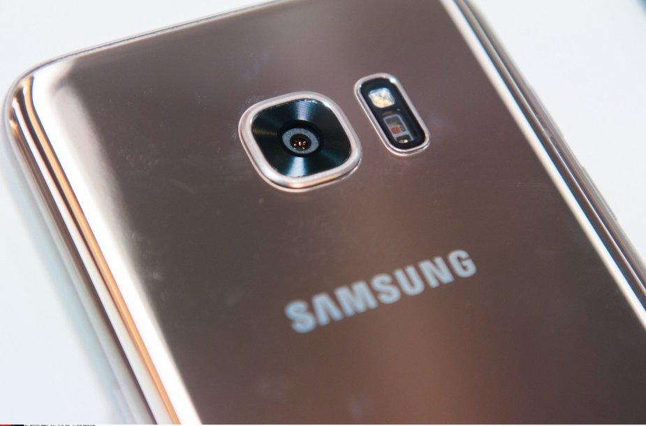 """Samsung Galaxy S7"" kamea"