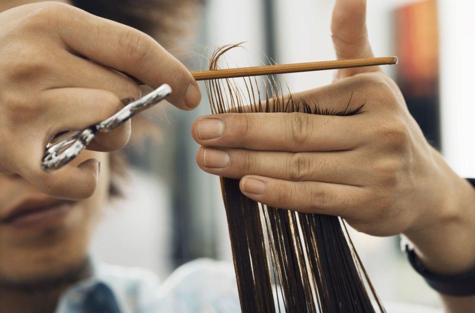 Plaukų galiukai