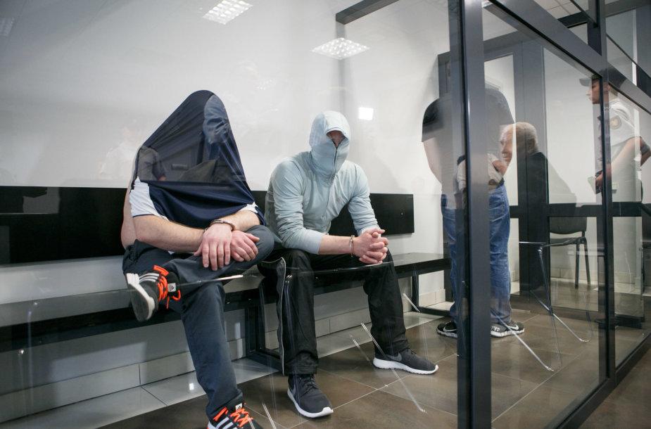 Žudikai Kauno apygardos teisme