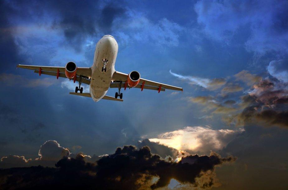 """Į """"juodąjį"""" sąrašą patenkančios skrydžių bendrovės turi vienokių ar kitokių saugumo problemų"""