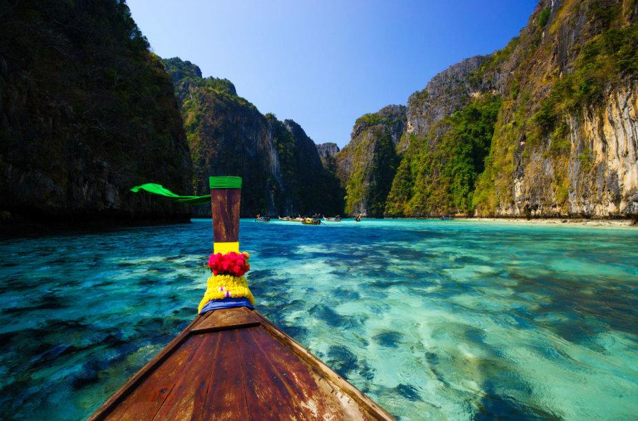 Tailandas – viena populiariausių kelionių krypčių tarp savarankiškų keliautojų iš Lietuvos
