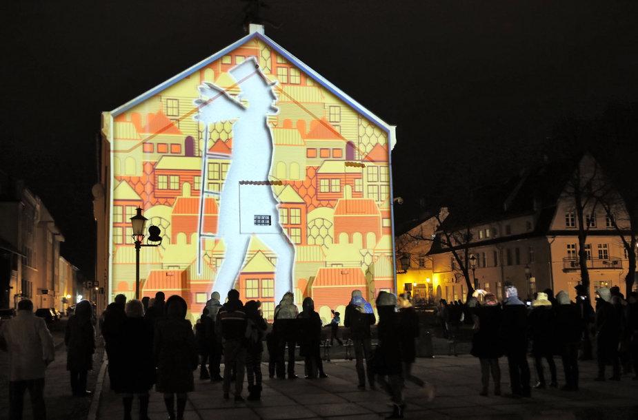 Į Klaipėdą sugrįžta Šviesų festivalis