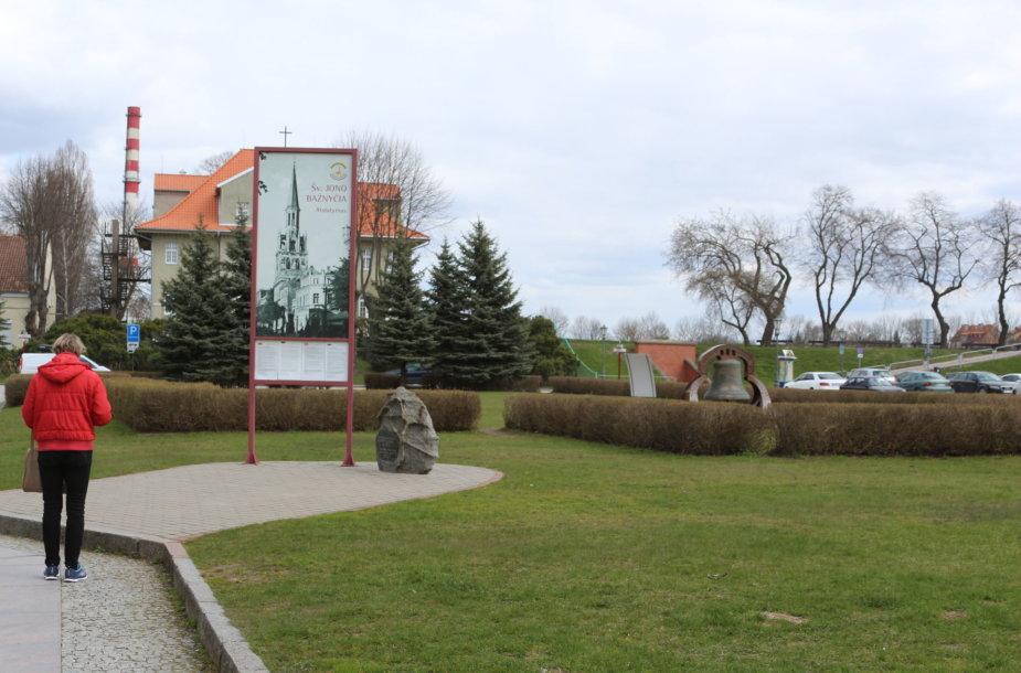 Klaipėdos senamiestį turėtų papuošti atstatyta istorinė šv. Jono bažnyčia.