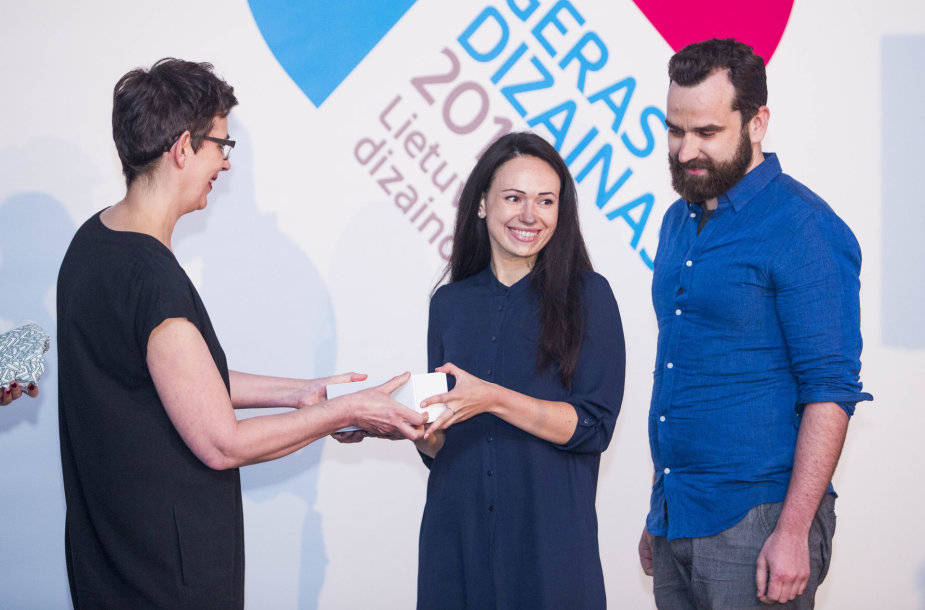 """Konkurso """"Geras dizainas 2017"""" nugalėtojų paroda ir apdovanojimai"""