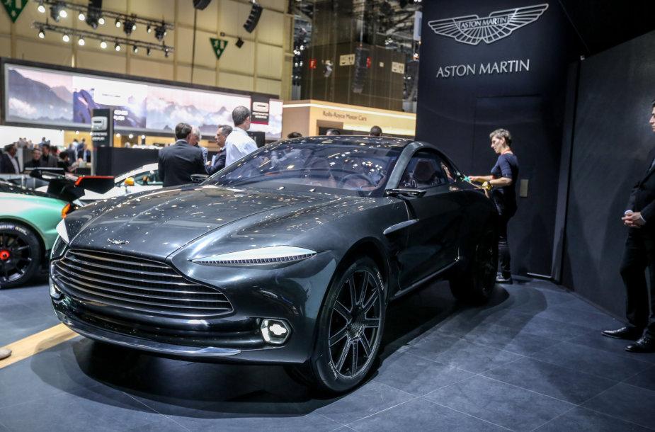 """""""Aston Martin DBX"""""""